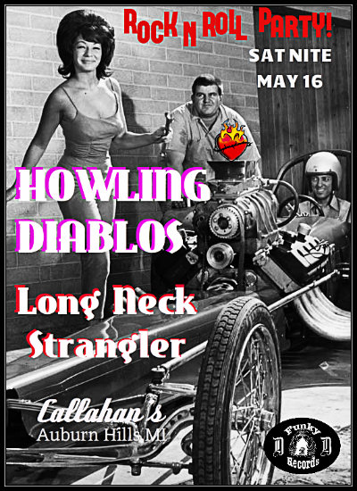 Howling Diablos - May 16, 2015